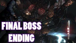 Resident Evil 6 - Leon - Final Boss and Ending