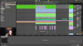 Ableton Live Music Production 004 - Psychedelic Downtempo Project