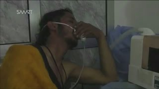 UN tears over Syria chlorine attack video