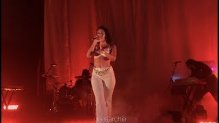 Intro + Dead to Me - Kali Uchis   9:30 club in DC