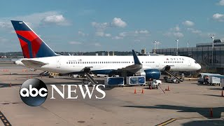 Woman makes it onto plane without ID, boarding pass | ABC News