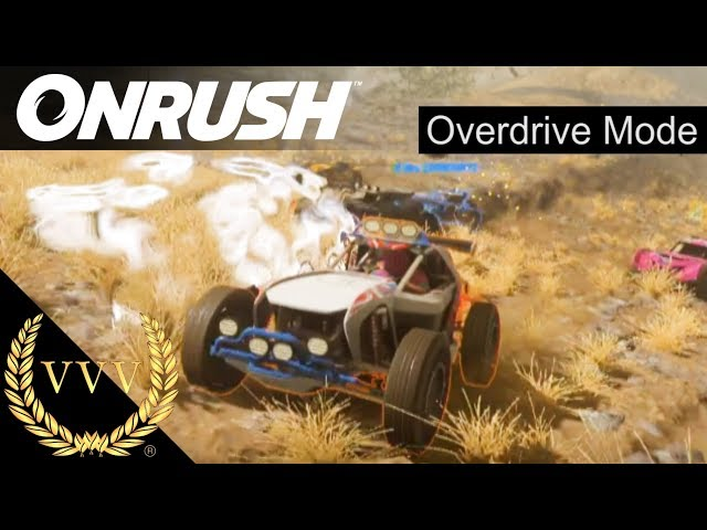 Onrush Xbox One X Preview Gameplay | Overdrive Mode