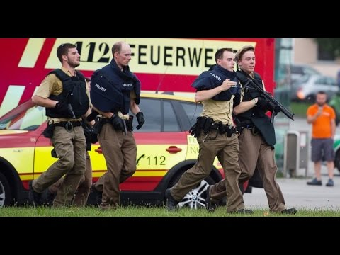 Munich Mall Shooting | At Least 8 Dead, More Wounded
