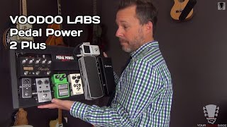 Voodoo Labs Pedal Power 2 Plus - Gear Review