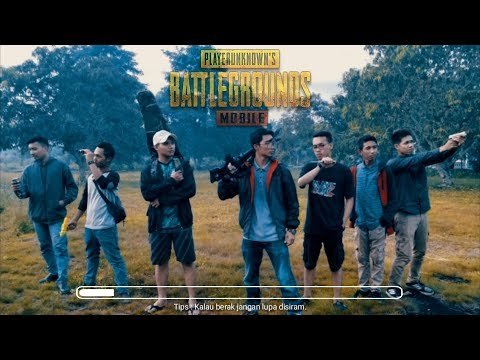 PUBGxROS in real life | Indonesia Version