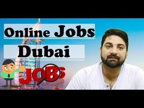 How To Find Job Online For Dubai Easy And Fast In Hindi