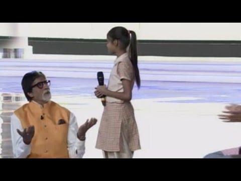 Amitabh Bachchan Sings Madhushala Poem in...