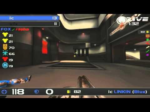 QuakeCon 2011 - TDM Playoffs Round 1 - ic vs ufx