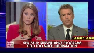 Paul on security debate: I
