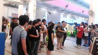Publication Date: 2012-07-15 | Video Title: 學民思潮,2012年7月15日於元朗商會小學,論壇後要求會見