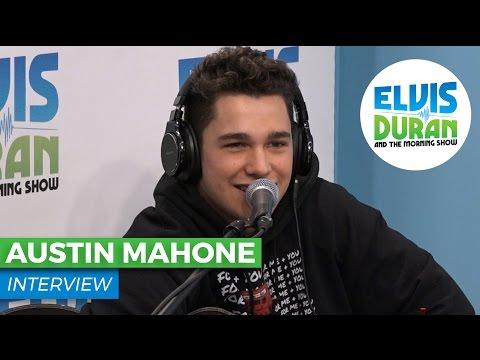 Austin Mahone Chats New Mixtape 'For Me+You' | Elvis Duran Show Mp3