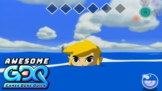 The Legend of Zelda: The Wind Waker by CLG Linkus7 in 1:13:36 - AGDQ2020