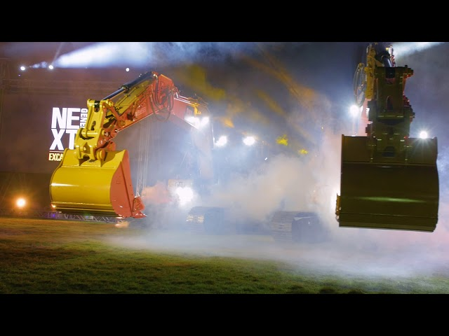 Hastings Deering - NextGen Excavator Launch Night