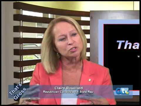 That's Gross with Claire Rouillard for NH State Representative