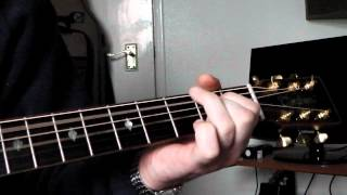How to play 'You Left Me Sore' on guitar. Song by Todd Rundgren