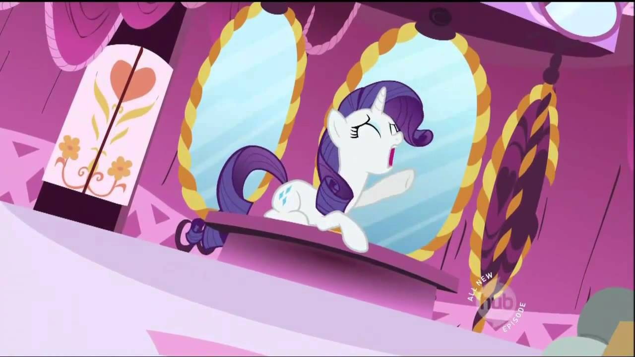 Rarity - Why, why, wh - YouTube