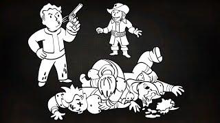 Fallout 4 - Босс рейдеров и друг Престона Гарви Провоцирующий клинок Адептов