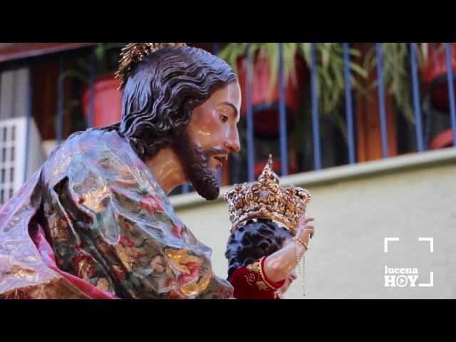 VÍDEO: Nuestro reportaje sobre la procesión de San José Artesano