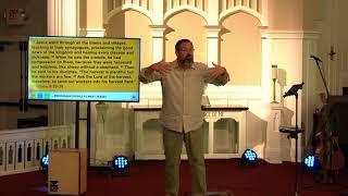 May 16, 2021 Hilmar Covenant Bud Locke Sermon