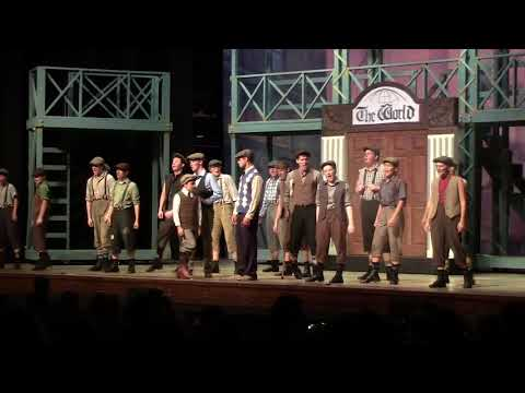 NEWSIES   The World Will Know   Marion OH