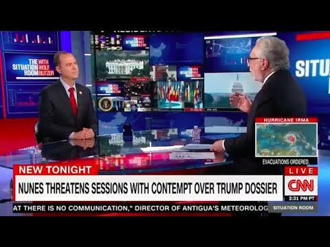 Rep. Schiff on CNN: Russian Facebook Ad Buy Confirms Russia's Intent to Sow Discord