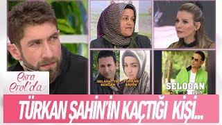 Türkan Şahin'in Yanına Kaçtığı Kişi Canlı Yayında  - Esra Erol'da 6 Şuba