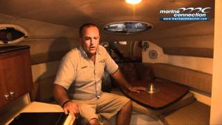 Brand New 2011 Stingray 250 Cs Cabin Cruiser by Marine Connection Boat Sales