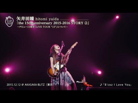 矢井田瞳 STORY ② 15周年「LIVE TOUR