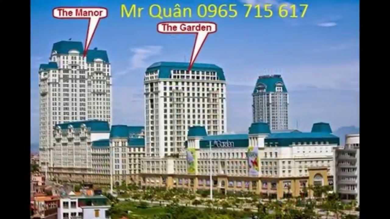 Bán căn hộ The Manor, Cho thuê căn hộ The Manor đường Nguyễn Hữu Cảnh TP HCM