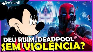 DEADPOOL HAS TO BE FAMILY FRIENDLY ON DISNEY