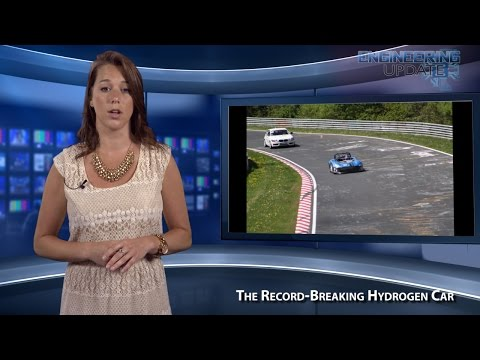 Engineering Update Episode 112: The Record-Breaking Hydrogen Car