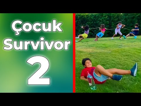 CHILD SURVIVOR 2nd (CHILD COMPETITIONS)