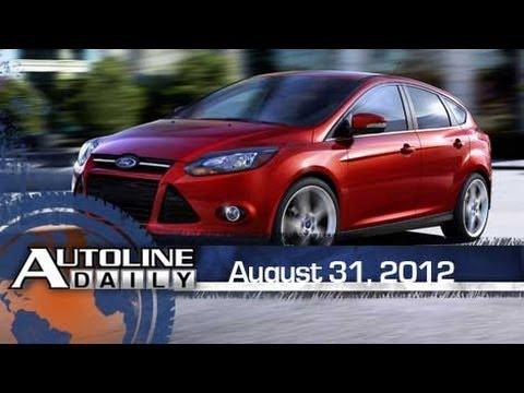 Ford Focus No. 1 in the World - Autoline Daily 962