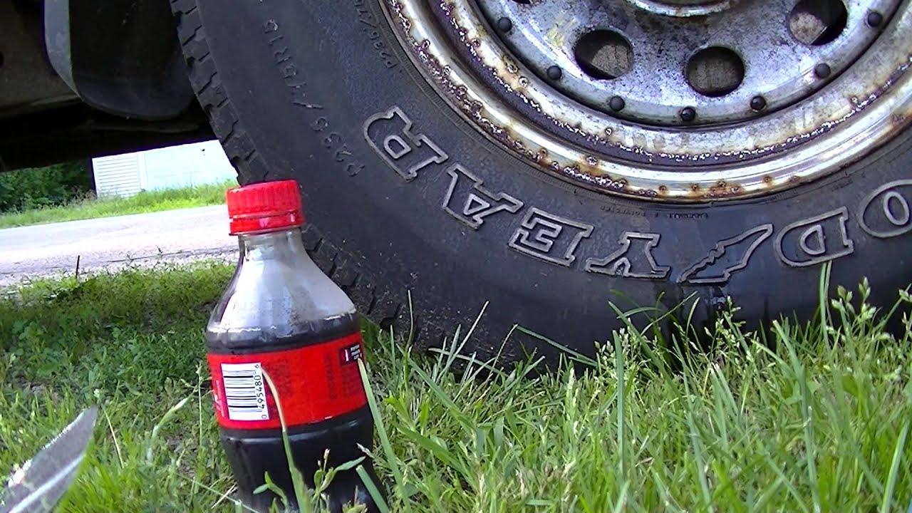 Garage Talk Coke Aluminum Foil Trick For Rust Youtube
