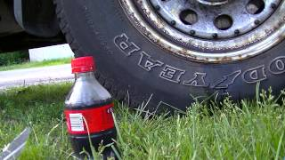 Garage Talk - Coke / Aluminum Foil trick for rust