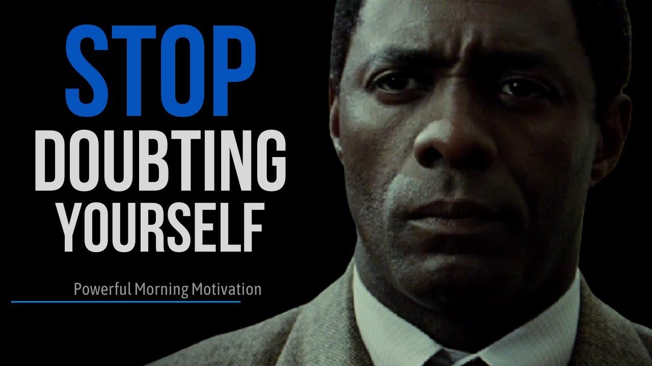 SELF CONFIDENCE | Morning Motivation | Motivational Speech