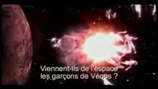 """Découverte, espoir chanson française Christine DAVI : """"Les garçons de Venus"""""""