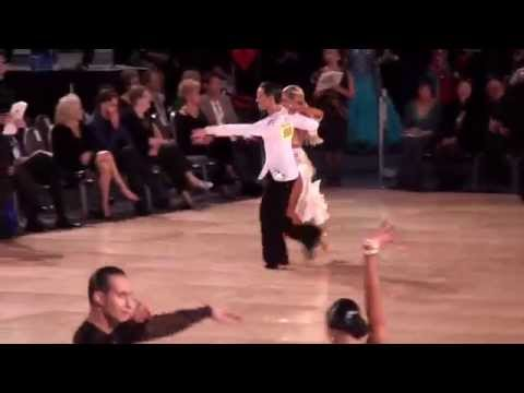 2013 Ohio Star Ball -  Open Amateur Latin Final - Samba