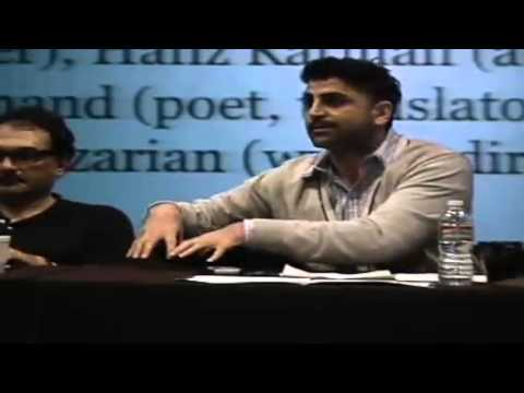 ReOrient 2012—Re-Traditioning the Verse: Poetry in Performance—Golden Thread—Sun, Nov 18,  2012