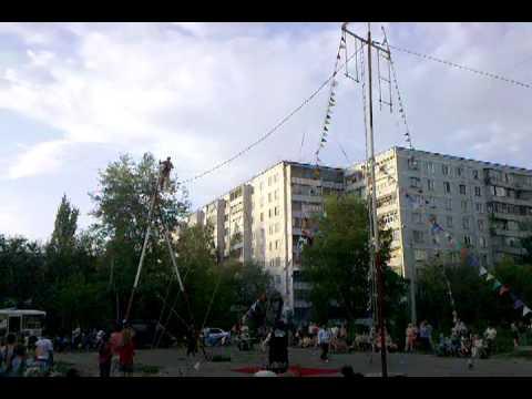 Заезжий цирк (Казань) 1