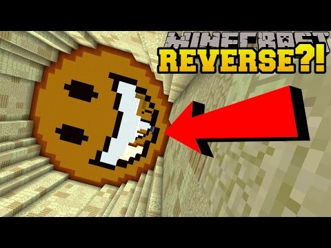 Thumbnail: Minecraft: REVERSE DROPPER!?!? (THE NEW DROPPER?) Custom Map