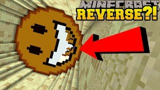 Minecraft: REVERSE DROPPER!?!? (THE NEW DROPPER?) Custom Map