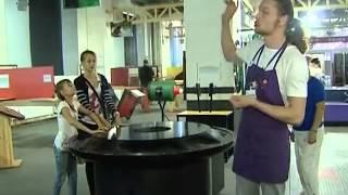 видео «Экспериментаниум»: интерактивный музей занимательной науки