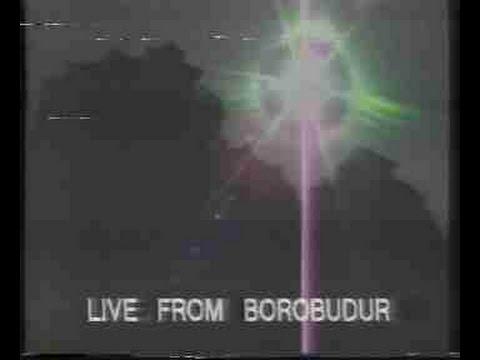 Siaran Gerhana Matahari 11 Juni 1983 Bagian II (Live From Borobudur, TVRI)