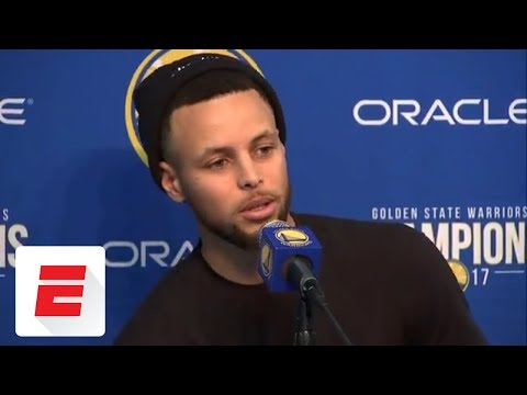 Steph Curry: I hope to prove head coach Steve Kerr wrong and return sooner from injury | ESPN
