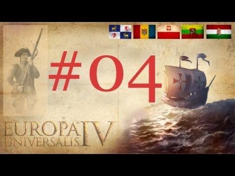 CZ Europa Universalis IV (+6 Expansions) Pt.4 - Polsko