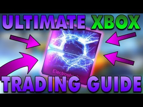 ROCKET LEAGUE XBOX ONE TRADING GUIDE! THE BEST WAY TO EARN PROFIT! (RL Guide to Trading Xbox one)