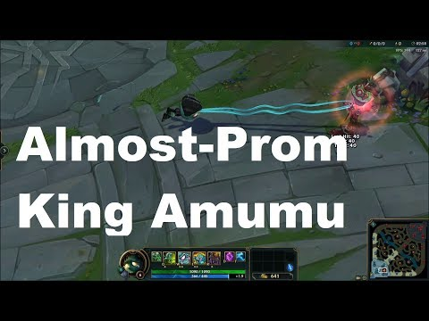 Almost Prom King Amumu Skin Spotlight - League of Legends