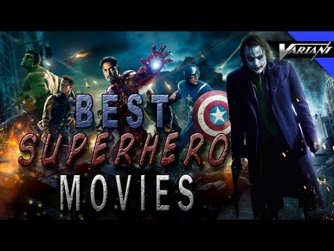 Top 5 Best Comic Book Movies Of All Time!