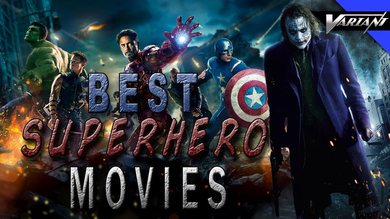 Avengers Animated Wallpaper Top 5 Best Comic Book Movies Of All Time Youtube